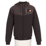 Philadelphia Flyers Reversible Fleece Jacket