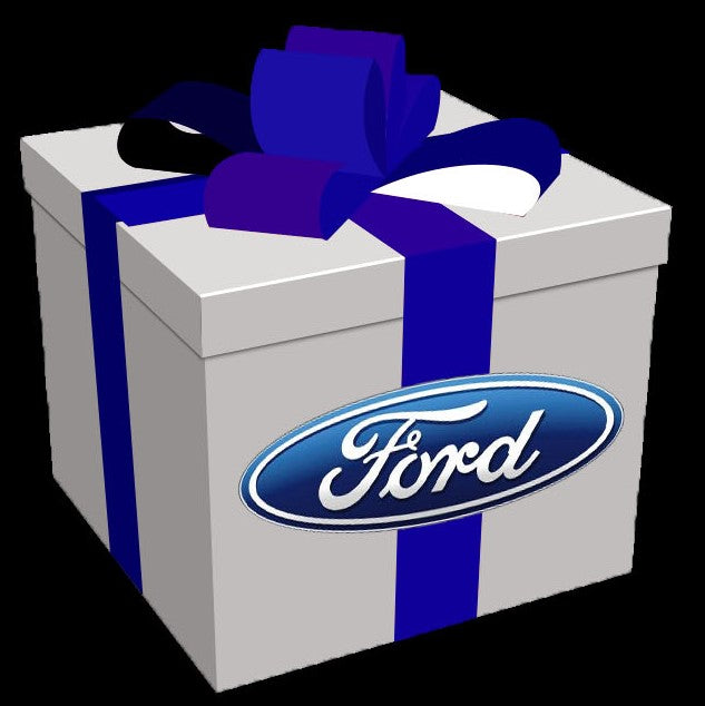Ford  Mystery Box