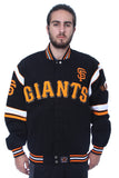 San Francisco Giants Twill Jacket