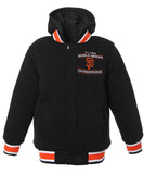 San Francisco Giants Kid's Reversible Fleece Jacket