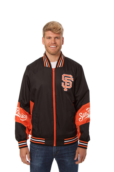 San Francisco Giants Ripstop Nylon Jacket