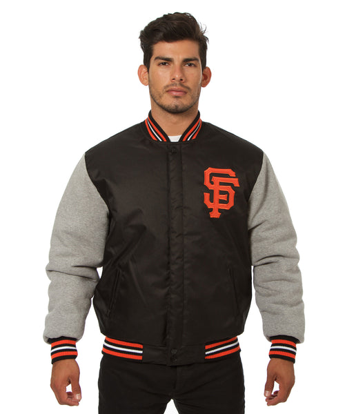 San Francisco Giants Reversible Polyester Jacket