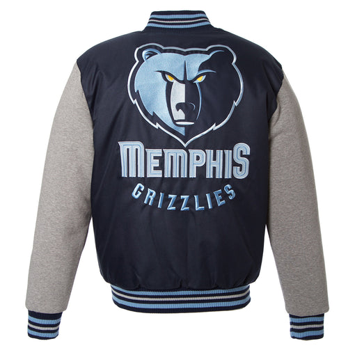 Memphis Grizzlies Reversible Polyester Jacket