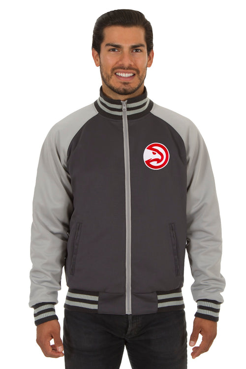 Atlanta Hawks Reversible Track Jacket
