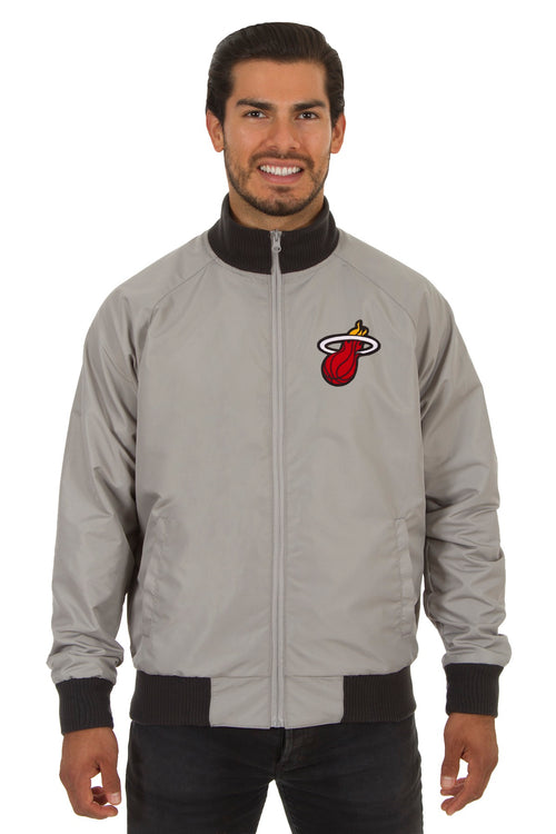 Miami Heat Reversible Track Jacket