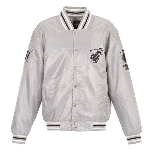 Miami Heat Matte Satin Jacket