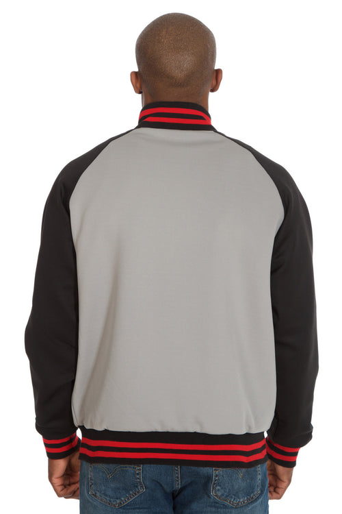 Chicago Blackhawks Reversible Polyester Track Jacket