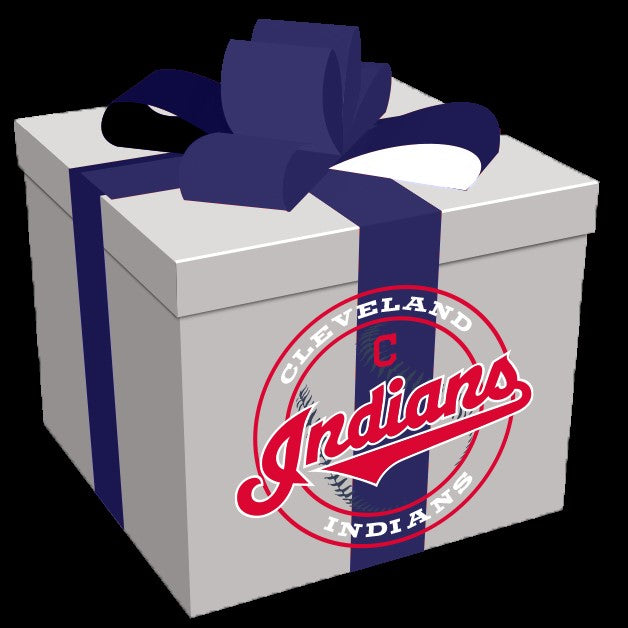 Cleveland Indians  Mystery Box