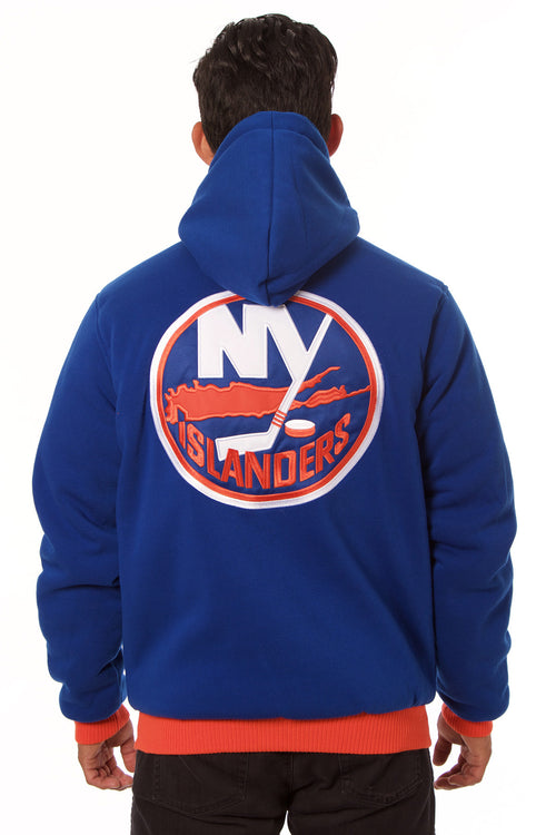 New York Islanders Reversible Fleece Jacket