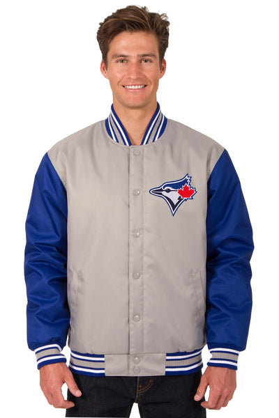 Toronto Blue Jays Poly-Twill Jacket