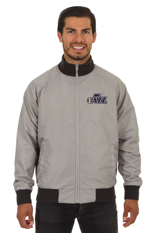 Utah Jazz Reversible Track Jacket