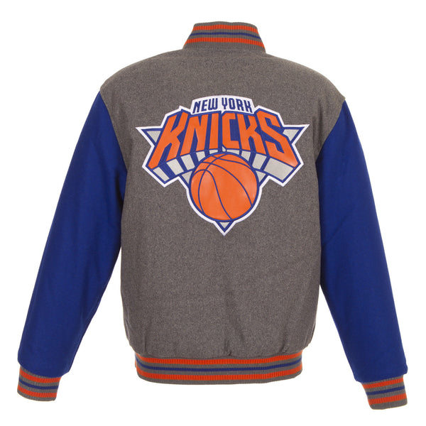 New York Knicks Two-Tone Reversible Jacket