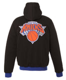 New York Knicks Kid's Reversible Fleece Jacket