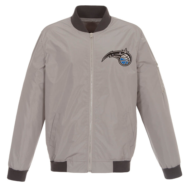Orlando Magic Nylon Bomber Jacket