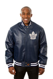 Toronto Maple Leafs Full Leather Jacket