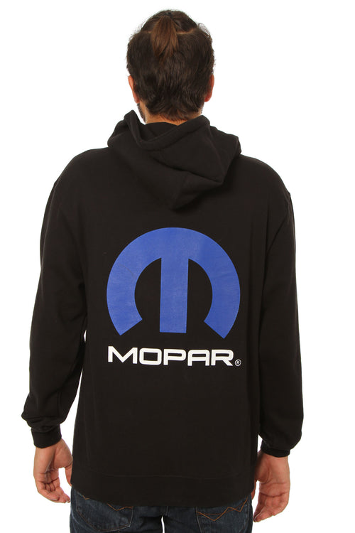 Mopar Zip-Up Hooded Jacket