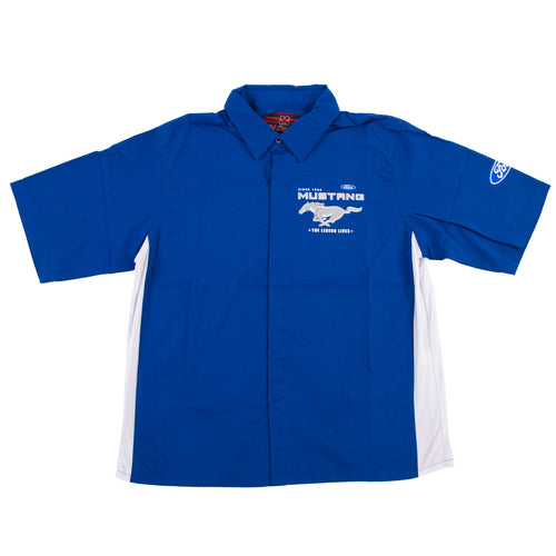 Mustang Two-Tone Pitcrew Shirt