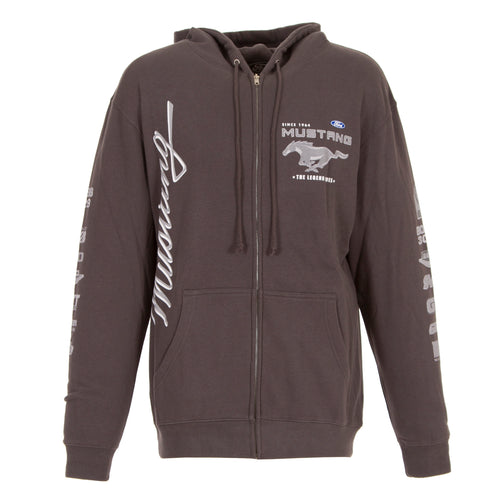 Ford Mustang Zip-Up Sweatshirt