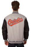 Baltimore Orioles Poly-Twill Jacket