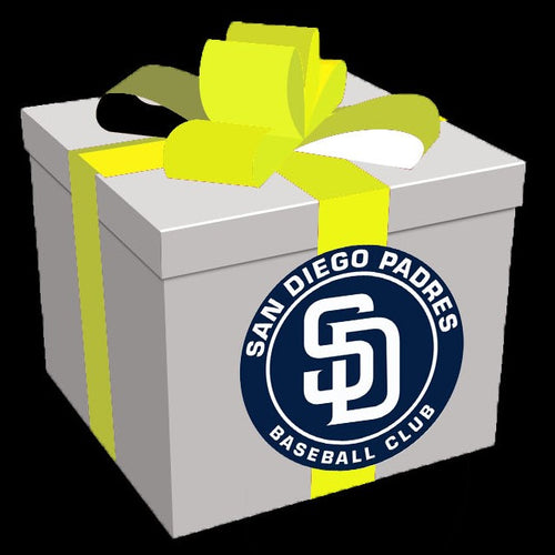 San Diego Padres  Mystery Box