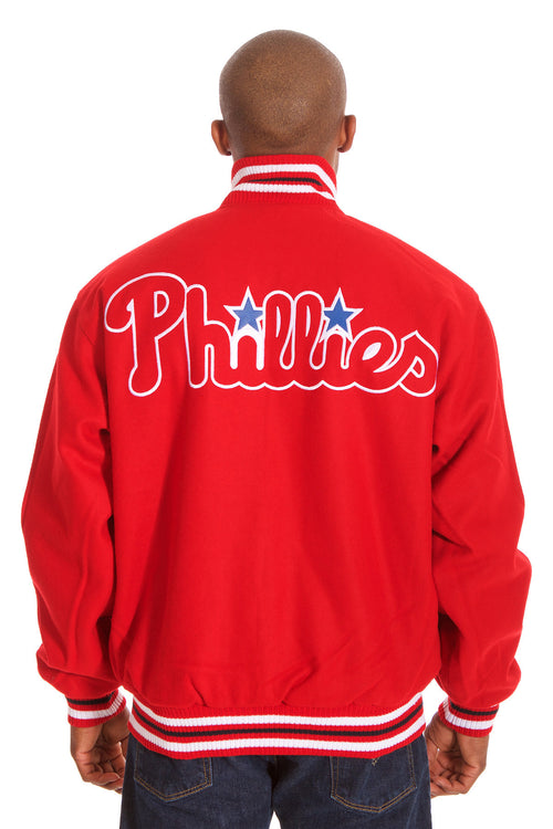 Philadelphia Phillies All-Wool Jacket