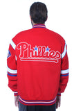 Philadelphia Phillies Twill Jacket