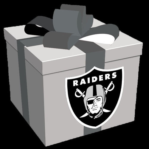 Oakland Raiders  Mystery Box