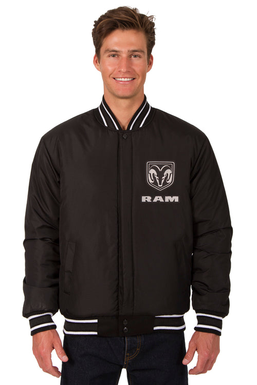 Ram Reversible All-Wool Jacket