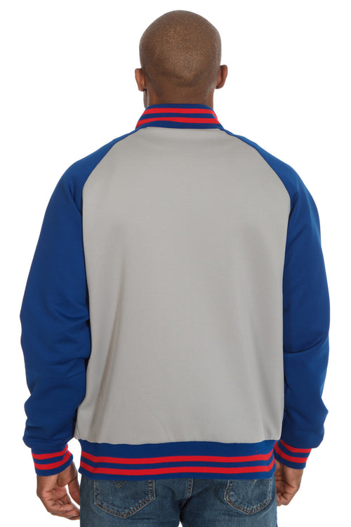 New York Rangers Reversible Polyester Track Jacket