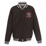 Toronto Raptors Reversible Fleece Jacket