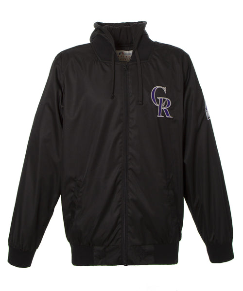Colorado Rockies Ripstop Nylon Jacket