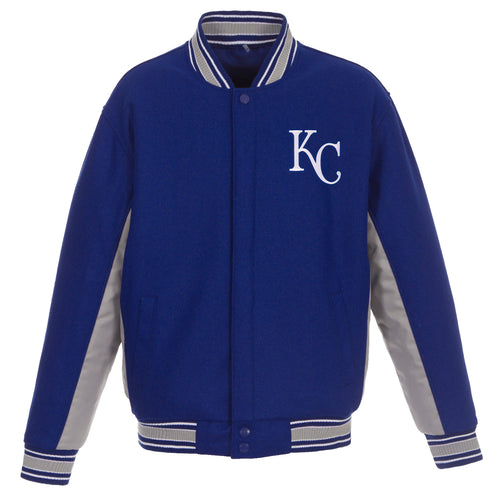 Kansas City Royals Reversible Wool Jacket