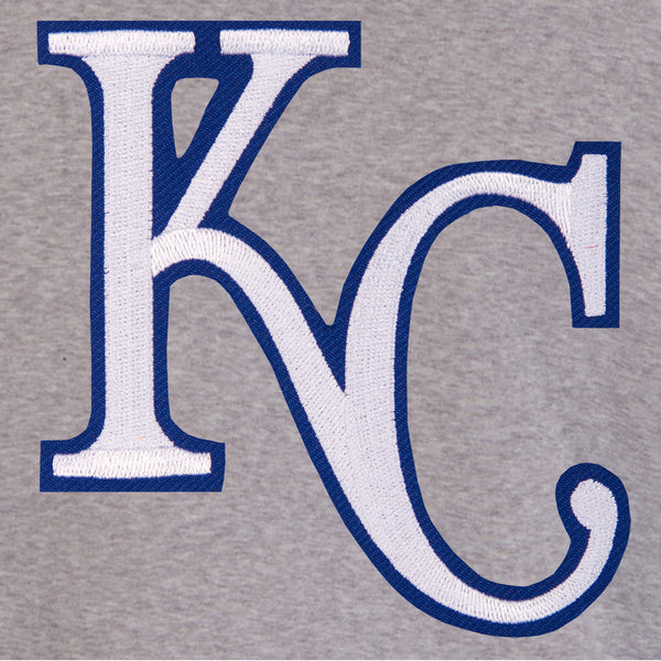 Kansas City Royals Reversible Fleece Jacket