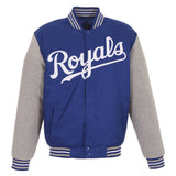 Kansas City Royals Reversible Polyester Jacket