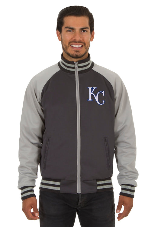 Kansas City Royals Reversible Polyester Track Jacket