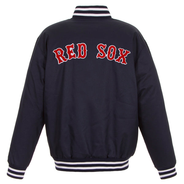 Boston Red Sox Poly-Twill Jacket