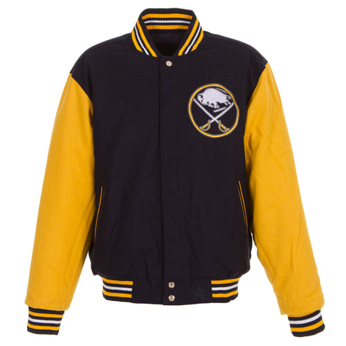Buffalo Sabres Reversible Wool Jacket