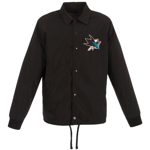 San Jose Sharks Nylon Jacket