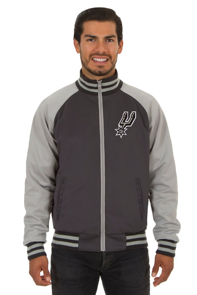 San Antonio Spurs Reversible Track Jacket