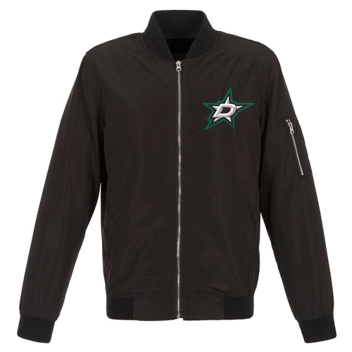 Dallas Stars Nylon Bomber Jacket
