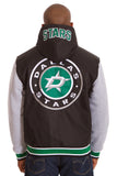 Dallas Stars Reversible Poly-Twill Jacket