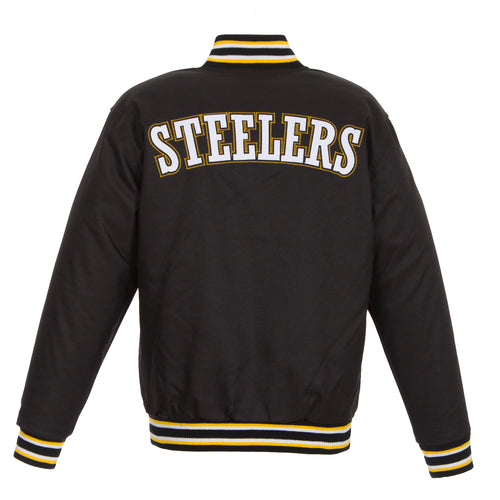 Pittsburgh Steelers Poly-Twill Jacket