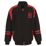 Detroit Tigers Reversible Wool Jacket