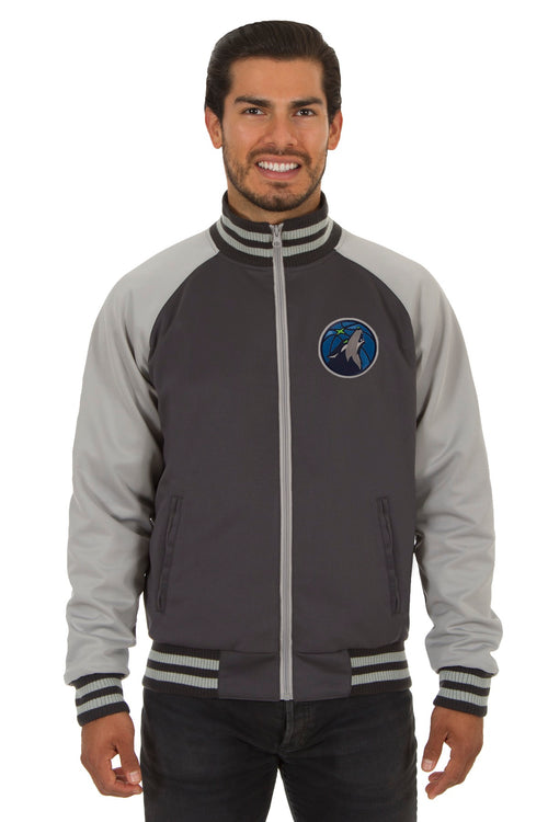 Minnesota Timberwolves Reversible Track Jacket