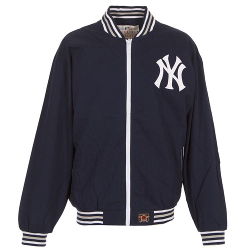New York Yankees Lightweight Twill Jacket