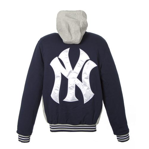 New York Yankees Reversible Fleece Jacket