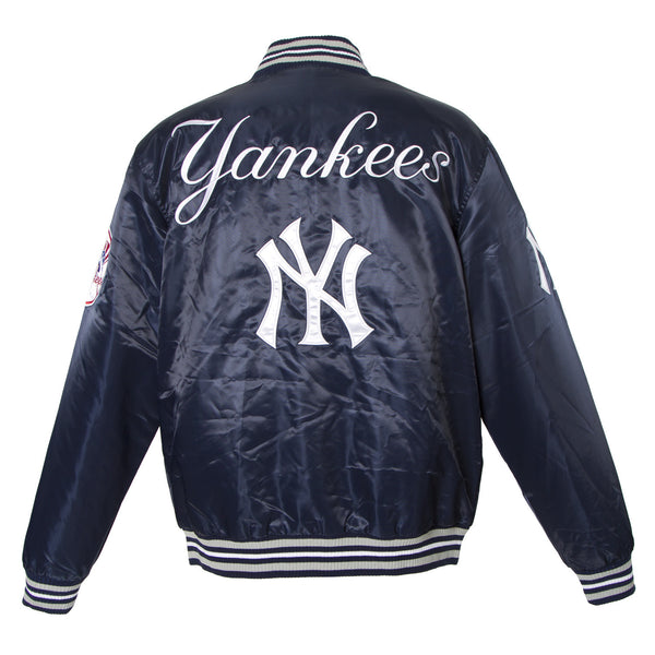New York Yankees Kid's Lightweight Matte Satin Jacket