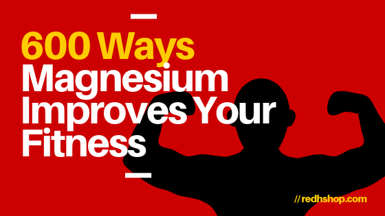 Magnesium: 600 Reasons You Need This Mineral