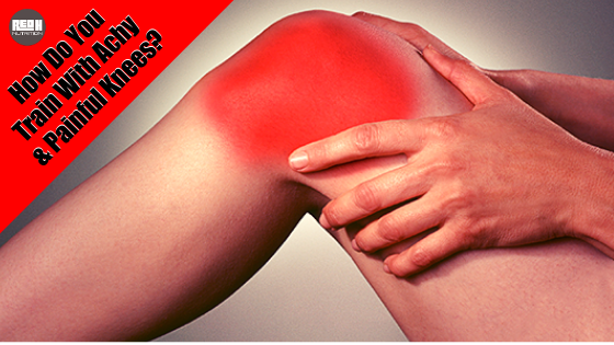 How To: Training With Knee Pain