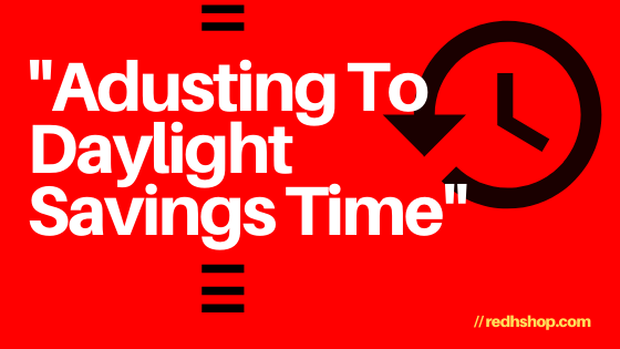 Daylight Savings Time Bringing You Down?